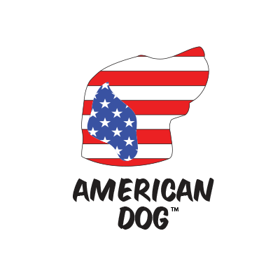 American Dog Logo