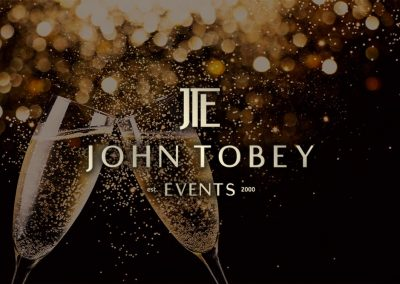 John Tobey Events