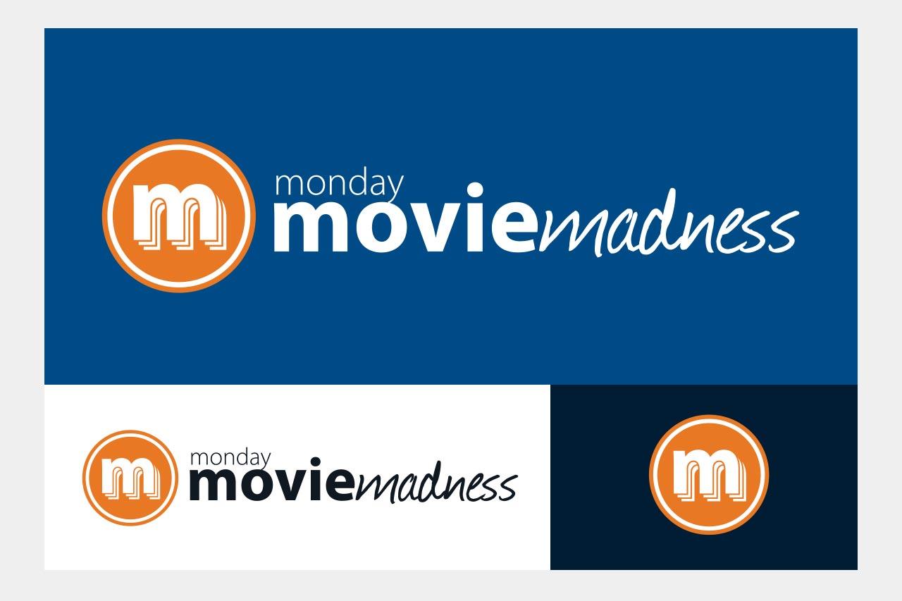 Monday Movie Madness Logo