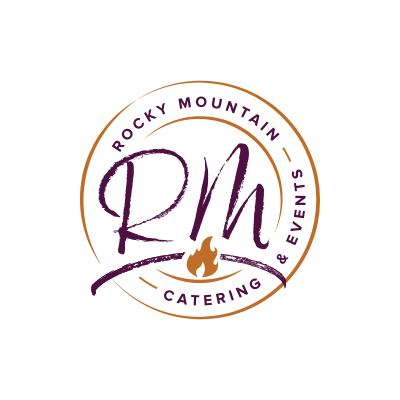 Rocky Mountain Catering & Events Logo
